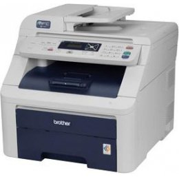 Brother MFC-9010CN Multifunction Color Laser Printer RECONDITIONED