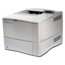 HP LaserJet 4100N Laser Printer RECONDITIONED