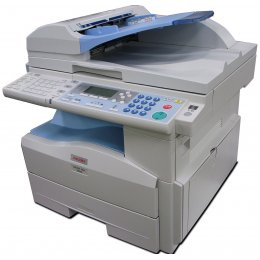 Ricoh Aficio MP 201SPF MFP Copier WITH DOC FEEDER NETWORK PRINT, SCAN