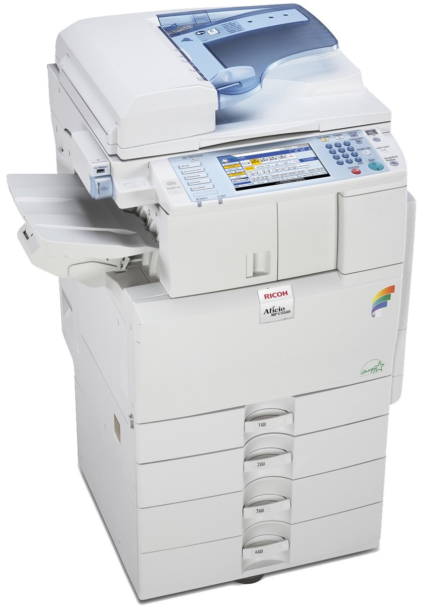 Ricoh Aficio MP C2551 Printer PCL5c Windows 8 X64 Driver Download