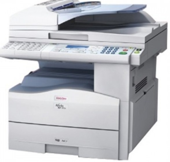 Ricoh Aficio MP 201SPF Printer PS 64x