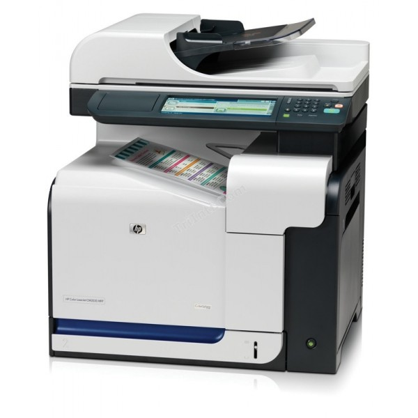 HP LaserJet CM3530FS MFP RECONDITIONED