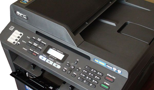 how to send a fax from a brother mfc 8850