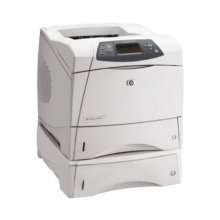 HP LaserJet 4300DTN Laser Printer RECONDITIONED