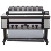 HP DesignJet T3500 EMFP Color 36-Inch Plotter RECONDITIONED