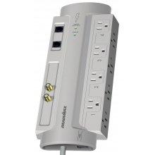 Panamax SP8-AV Av/Coax/Tel Surge Protector - 8 Outlets
