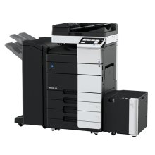 Konica Minolta Bizhub 368 Copier Printer Scanner