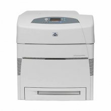 HP LaserJet 5550N Color Laser Printer RECONDITIONED