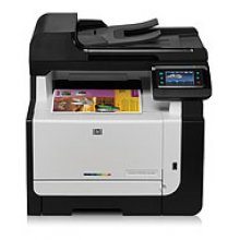 HP LaserJet Pro CM1415FNW MFP Color Printer RECONDITIONED