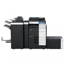 Konica Minolta Bizhub C754 Color Copier / Printer / Scanner