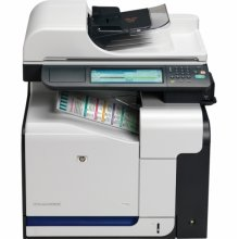 HP LaserJet CM3530FS Color Laser Printer MFP RECONDITIONED