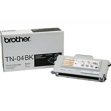 Brother TN04BK TN-04BK Black Toner Cartridge (Yield: 10000 copies)