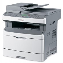 Lexmark X264DN MultiFunction Laser Printer RECONDITIONED