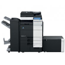 Konica Minolta Bizhub C654 Color Copier / Printer / Scanner